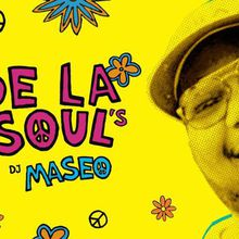 DJ Maseo (De La Soul) with Gordo Cabeza (MOM DJ's)