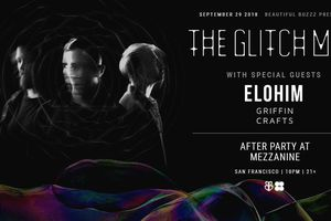 THE GLITCH MOB at MEZZANINE