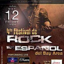 Bay Area's Festival De Rock En Espanol