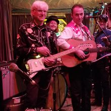 Classic Honky Tonk Country with Liam McCloskey & Friends