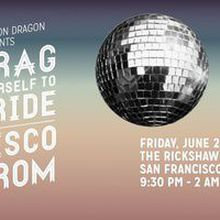 Drag Yourself to Pride Prom
