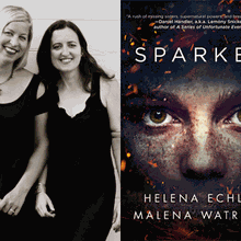 Launch Party with HELENA ECHLIN & MALENA WATROUS!