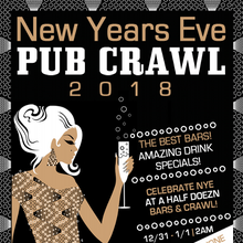 San Francisco New Year's Eve PubCrawl