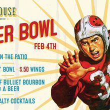 Palm House Super Bowl Party
