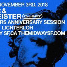 Kruder & Dorfmeister (DJ Set): The 25 Years Anniversary Session