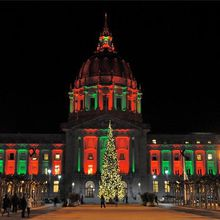 Civic Center Tree Lighting Ceremony