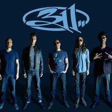311 with special guests New Politics