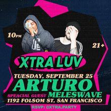 XL Luv | Free Hip hop & RnB Tuesdays
