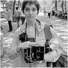 diane arbus: in the beginning