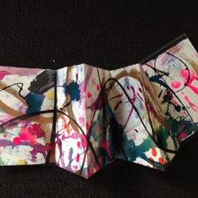 Mixed Media Art Journal Workshop at ARCH