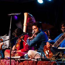 Yerba Buena Gardens Festival Presents Brooklyn Raga Massive with Martha Redbone Roots Project
