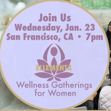 "Ellementa San Francisco: ""A Woman's Guide to Cannabis"" for the New Year"