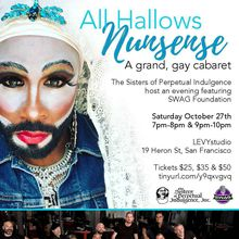 All Hallows Nunsense: A grand, gay cabaret