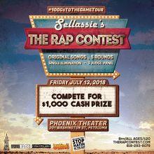 Sellassie's The Rap Contest