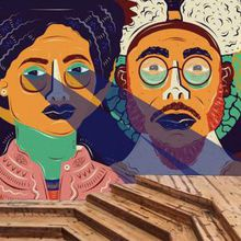 ART WALL: KARABO POPPY MOLETSANE