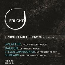 Frucht Label Showcase