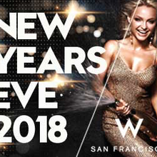 W SAN FRANCISCO NEW YEARS 2018