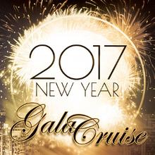 New Years Eve Fireworks Gala Cruise