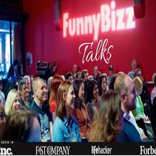 FunnyBizz Talks: An Evening of Business and Humor