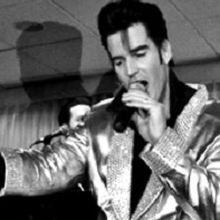 A Tribute to Elvis starring Rob Ely and the TCB Showband