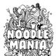 Noodle Mania Art Party: A Collaborative Zine-Making Audio Experience!