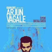 BASE: Arjun Vagale