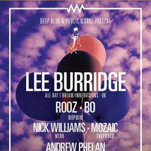 Lee Burridge (UK)