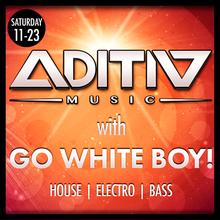 EDMatrix with ADITIV & Go White Boy!