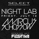 Night Lab: Marcus Schossow