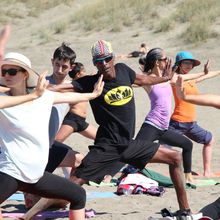 Free Yoga Classes | Outdoors San Francisco