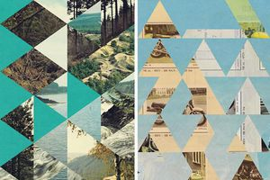 Geometric Collage