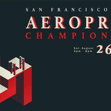 SF Regional Aeropress Competition