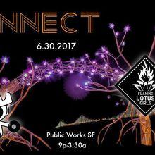 Connect! FLG Art benefit feat. Space Cowboys