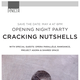 DZINE Gallery Cracking Nutshells Exhibition & Opening Night Party