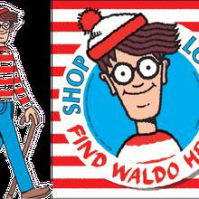 Where's Waldo Grand Celebration in Campbell!