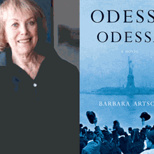 BARBARA ARTSON at Books Inc. in The Marina