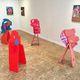 Megan Reed + Jennie Ottinger | Rabble-Rousers | Art Murmur July 7