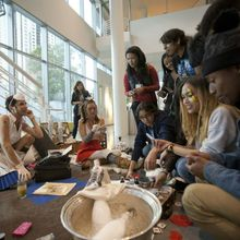 YBCA Teen Nite 2014: Visions of an Abolitionist Future