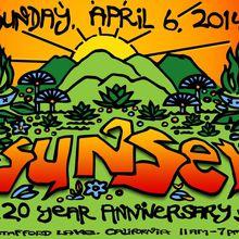 Sunset Sound System 20 Year Anniversary Season Opener