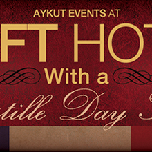 CLIFT HOTEL / REDWOOD ROOM   SAT. JULY 13   Be our guest   Aykut Events