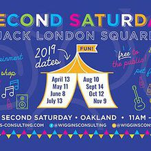 Second Saturday at Jack London Square