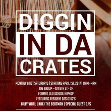 Digging in the Crates 04/01/17