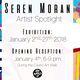 Seren Moran: Spotlight Artist Reception