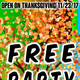 The Program - Thanksgiving Night - NO COVER