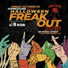 Halloween Freakout Weekend