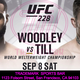 Free UFC 228 Viewing Party