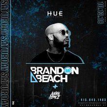 Hue Saturdays with Brandon Beach X Julian Pierce