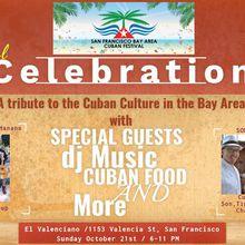 Rincon Cuba Descarga celebrating the San Francisco Bay Area Cuban Festival 2018