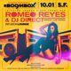 Boombox Wednesdays | Romeo Reyes & DJ Direct