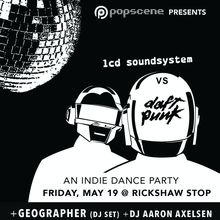 Daft Punk VS LCD Soundsystem